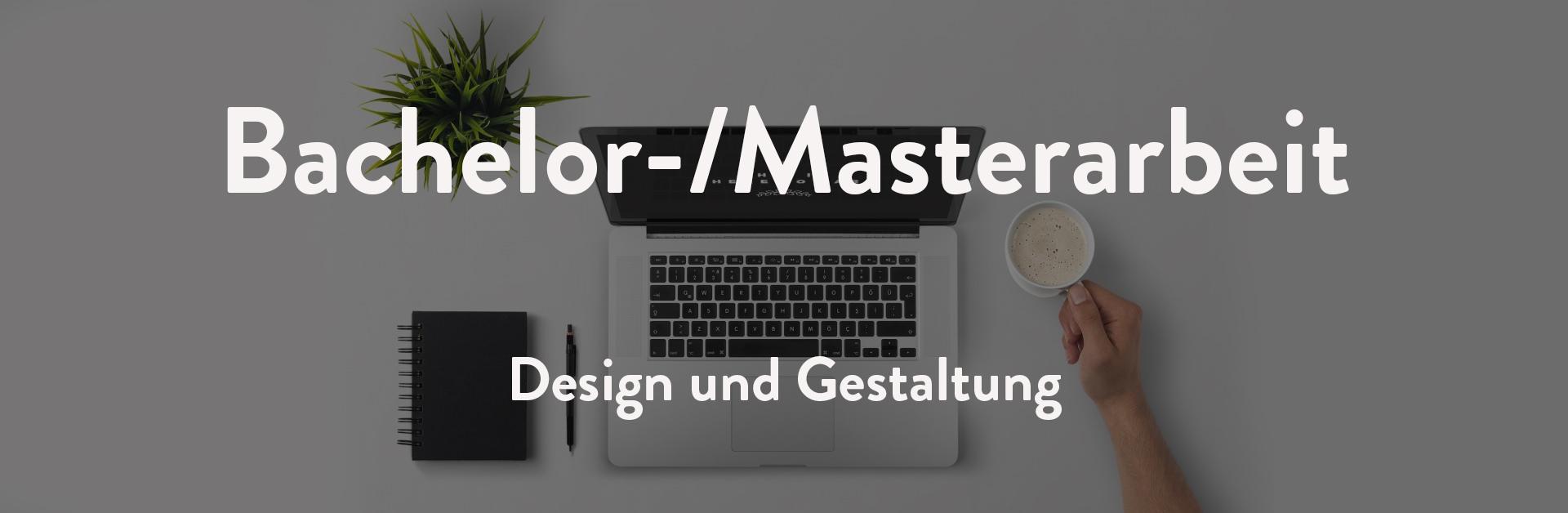 BA MA Design und Gestaltung
