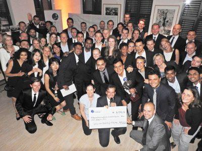 Netrocks unterstützt WHU Spendenaktion