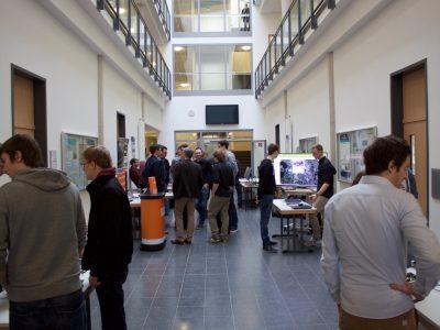 Lösungen für die Welt von morgen - Projektmesse Informatik und Elektronik
