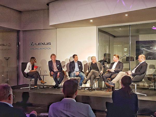 """Diskussionspanel """"Wie Disruption unsere Gesellschaft zerstört"""" auf dem Innovaation Day"""