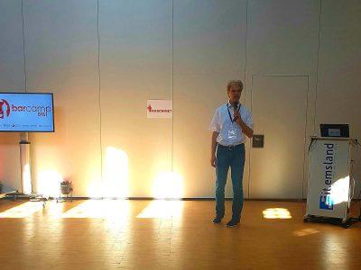 Gefährdet die Digitalisierung unsere Jobs? - Barcamp Ems 2018