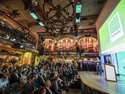 Rückblick und Sieger der innovate!Awards 2018
