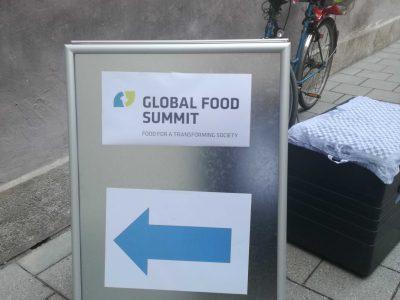 Rückblick auf den Global Food Summit 2019