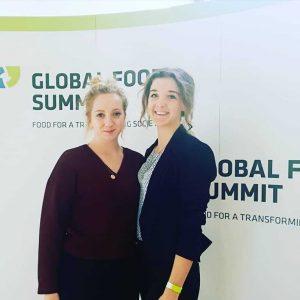 Wir haben unsere Zeit auf dem Global Food Summit sehr genossen