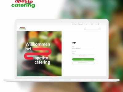 apetito catering - Click and Snack