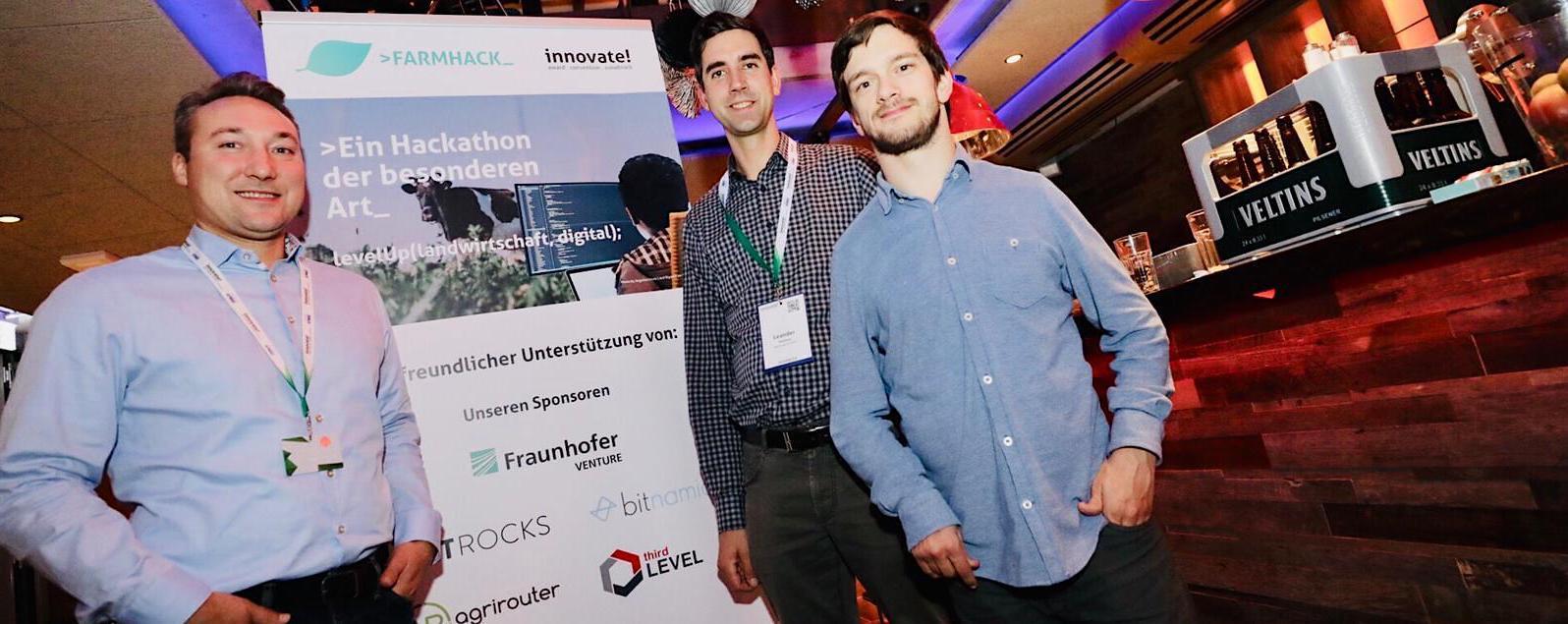 Farmhack – der erste Agrar-Hackathon