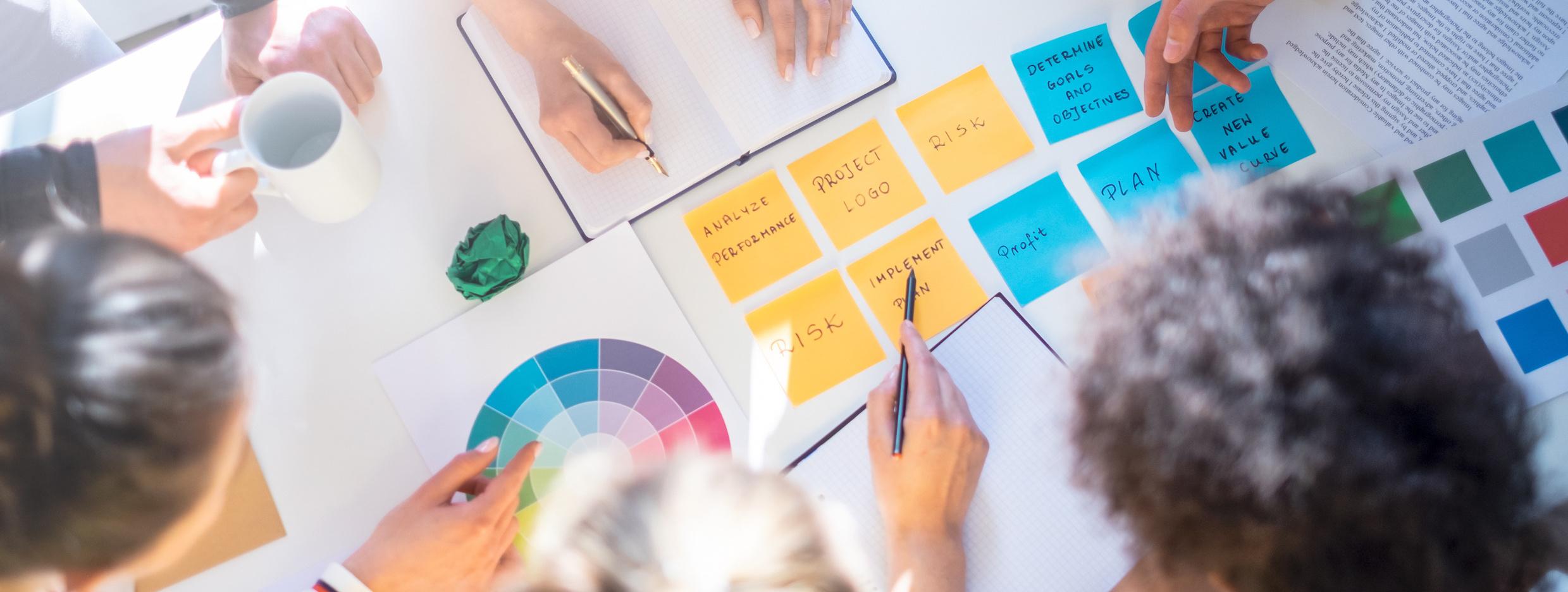 Entwicklung innovativer Geschäftsmodelle und Digitalisierungsberatung
